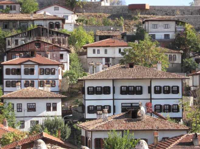 Safranbolu in Turkey
