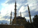Selimiye Mosque in Edirne - Turkey (exterior)