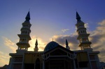 Selong Great Mosque in Lombok - Indonesia